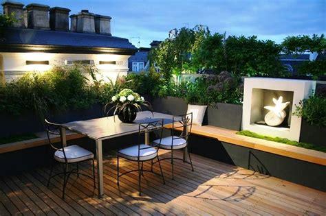 Idee Amenagement Terrasse Exterieure by Am 233 Nagement De Terrasse Les Meilleures Id 233 Es Pour Un