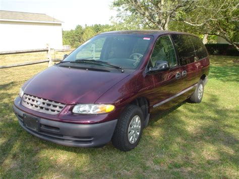 service manual how it works cars 2000 plymouth grand voyager security system buy used 2000