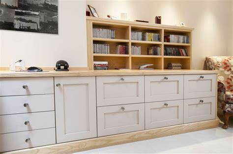 fitted home office in herts fitted office furniture home