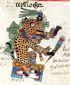 Aztec Jaguar God What Happened To The Aztec Gods After The Conquest 2 Part 1