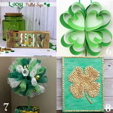 st patrick s day home decorations 28 diy st patrick s day decorations frugal topiary and