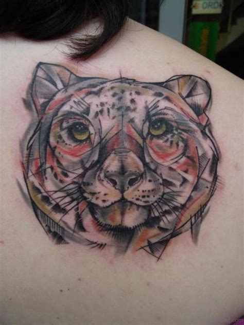 cool face tattoos 60 tiger tattoos for back