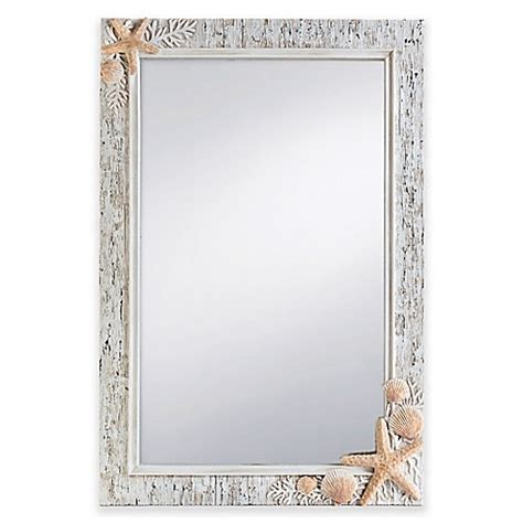20 x 30 bathroom mirror prinz sand piper 20 inch x 30 inch rectangular mirror