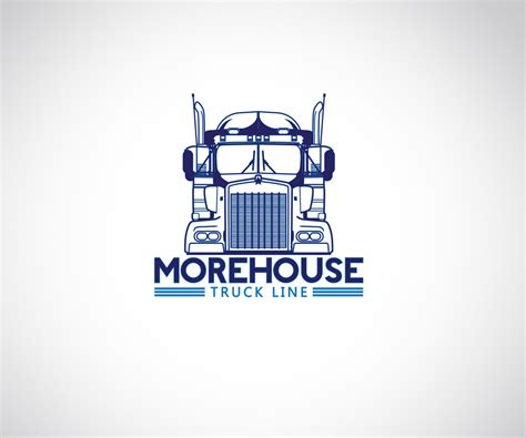 Photoshop Design Jobs From Home by Masculine Bold Logo Design For W N Morehouse Truck Line