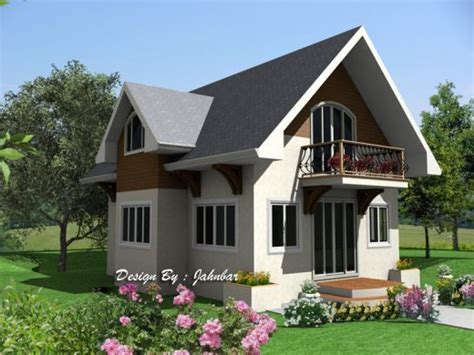 cute houses design simple modern homes and plans by jahnbar models cute house and philippines