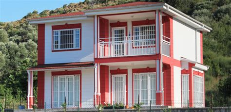 Duplex Houses by
