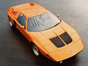Mercedes C 111 Design Friday The 1969 Mercedes C111 Concept