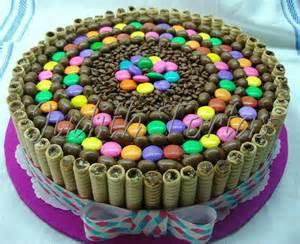 torta decorada con golosinas tortas cakes con golosinas pinterest
