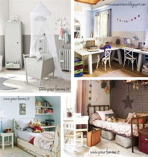 Camerette Shabby Chic by Shabby Chic Lo Stile Amico Delle Famiglie S Bag