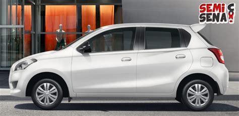 Accu Mobil Datsun Go datsun go panca hatchback makassar 2 baris dealer