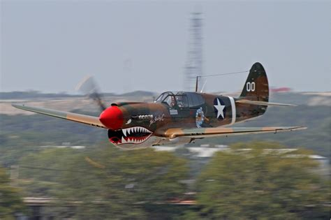 wwii curtis p40 warhawk fighter curtiss p 40 quot warhawk quot american airpower museum