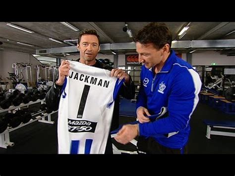 ronda rousey bench press ronda rousey meets the north melbourne players channel 7 doovi