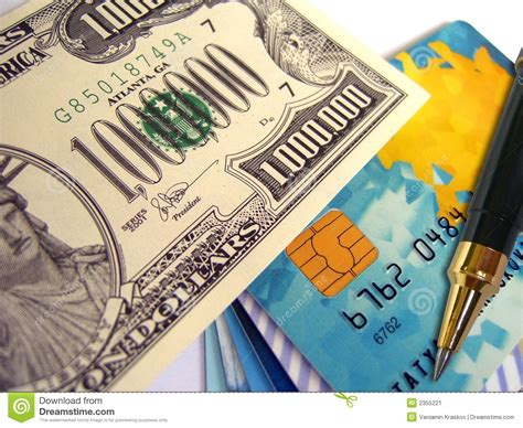 Million Dollar Gift Card - one million dollars and cards stock image image 2355221