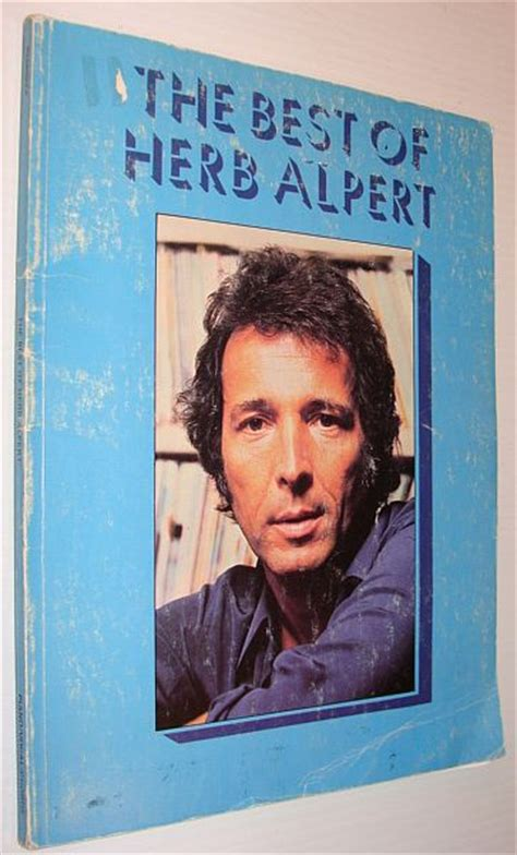 the best of herb alpert the best of herb alpert piano trumpet herb alpert