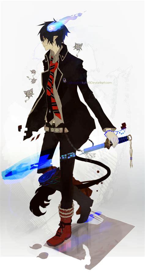 blue exorcist blue exorcist images blue exorcist fan arts hd wallpaper