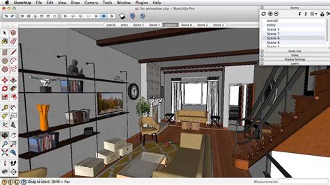tutorial google sketchup moveis sketchup 2013 tutorial scenes for animation youtube