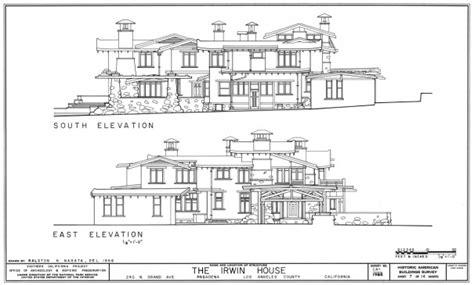 greene and greene house plans greene and greene gamble house plans house and home design