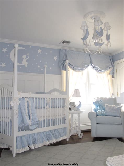 moon and stars crib bedding image gallery lullaby moon and stars