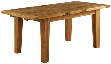 Vancouver Oak Dining Table Buy Vancouver Oak Dining Table Extending 180cm
