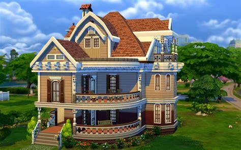 4 family homes family house no 2 jarkad sims 4 blog