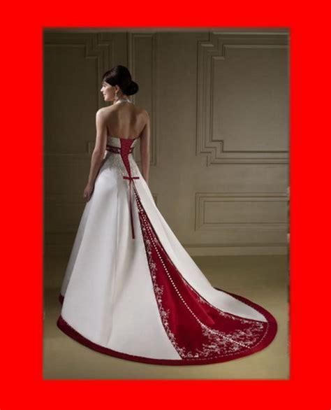 imagenes de vestidos de novia con detalles rojos vestidos de novia con detalles rojos