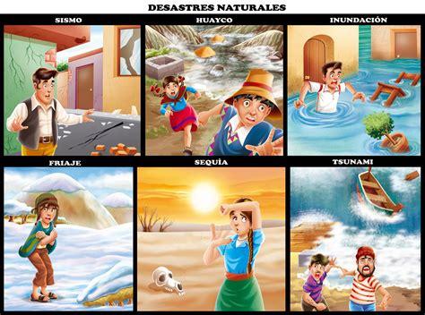 imagenes desastres naturales para niños desastres naturales