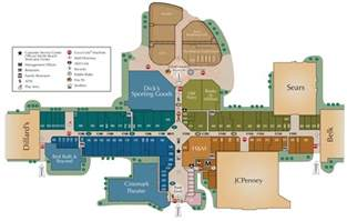 Garden State Plaza Maps Mall Directory Coastal Grand Mall