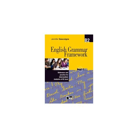 libro students basic grammar of english grammar framework b2 student s book cd ed vicens vives libroidiomas