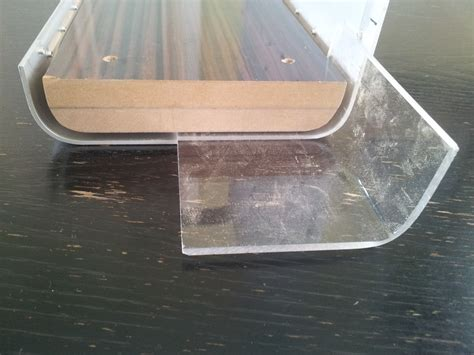 Acrylic Bening 4mm mac g5 bench