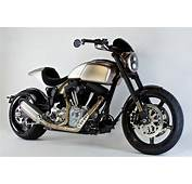Arch Motorcycles And Keanu Reeves KRGT 1 Cruiser
