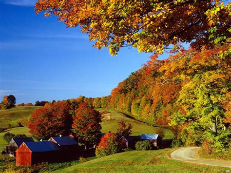 autumn landscape wallpaper 177893 southern vermont during fall travel fall in new