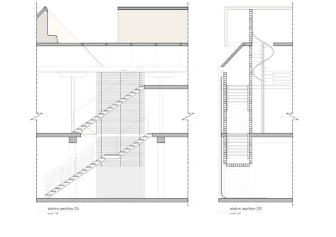 How To Draw A Floor Plan By Hand gallery of butler house andrew maynard architects 6