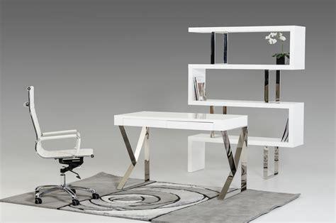 modern white office desk perfect modern white desk application for home office