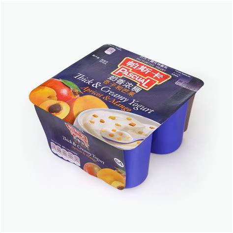 Cuisine ée 50 4734 by Pascual Yaourt Cr 233 Meux Abricot Mangue 125g X4