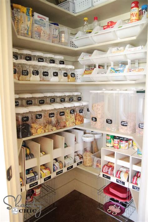 Pantry Food Recipes by 10 Budget Friendly Creative Kitchen Organization Ideas
