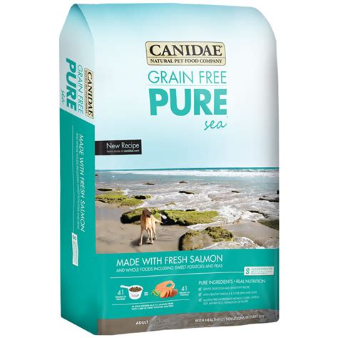 canidae puppy food canidae grain free puresea food 24 lb