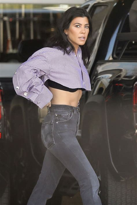 kourtney kardashian kourtney kardashian at milk studios in los angeles 02 06