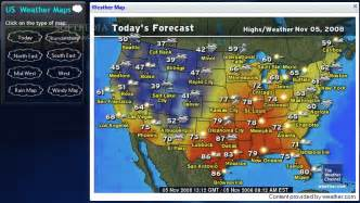 us map by weather dual layer dvd weather maps