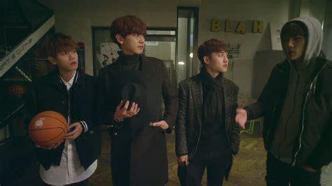 exo next door ep 2 webdrama exo next door episode 2 leejin s drama corner