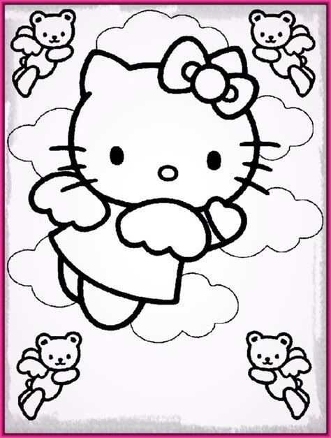 bellas imagenes de hello kitty hermosas y originales imagenes para dibujar de hello kitty