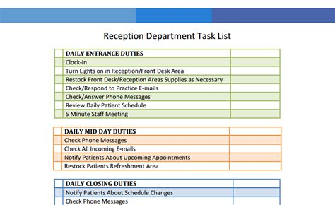 29 Images Of Check Off Daily Task Template Helmettown Com Daily Weekly Monthly To Do List Template
