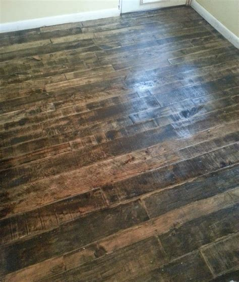 Pallet Wood Floor Pallet Wood Floor By Barnwood And Bangles Go To Our
