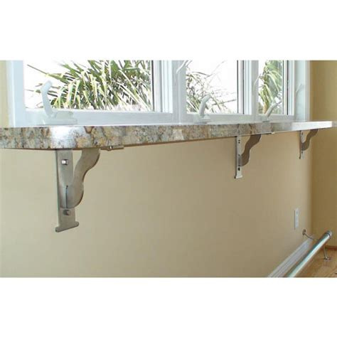 Decorative Brackets For Countertops by Support Your Custom Countertop Installation While Adding A