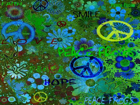 easy wallpaper free wallpaper downloads easy being green peace frogs