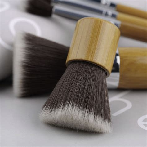 Original Hair Makeup Brush Set 11pcs 11pcs Wood Handle Makeup Cosmetic Eyeshadow Foundation