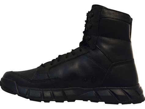 oakley black tactical boots
