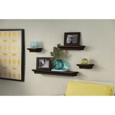 Threshold Wall Shelves Frame Set Of 6 Comfy Home Threshold Floating Shelves