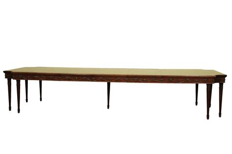 french style dining french style neoclassical 8 leg mahogany dining table with