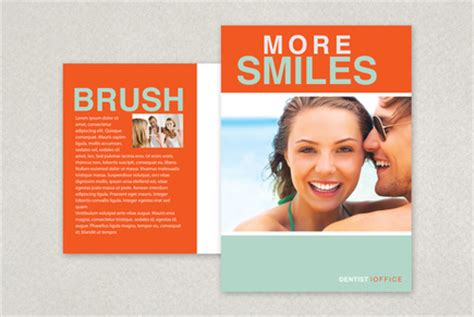 Family Dentistry Postcard Template Inkd Dental Postcards Templates