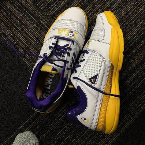 nick shoes solewatch nick brings back gilbert arenas lakers